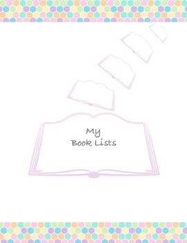 My Book Lists: an easy system to track and assess books you've read
