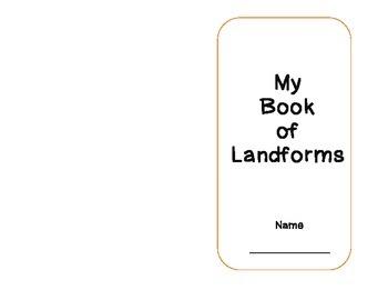 My Book Of Landforms