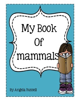 My Book Of Mammals