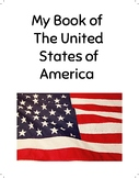 My Book Of The United States Of America