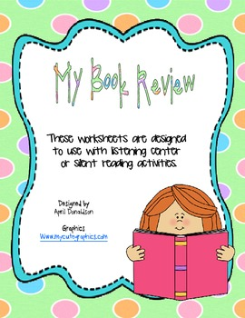 My Book Review - 2 pack
