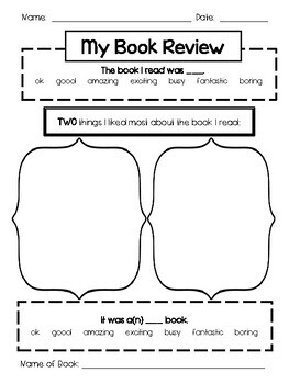 My Book Review