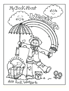 My Book about Weather