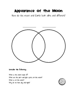 My Book about the Sun, Moon, and Earth
