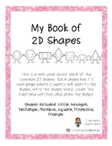 My Book of 2D Shapes