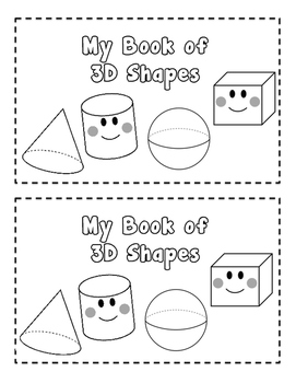 My Book of 3D Shapes