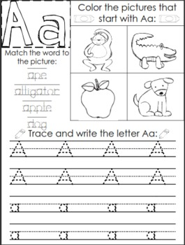 My Book of ABCs