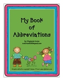 My Book of Abbreviations