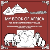 My Book of Africa - The Study of a Continent