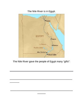 My Book of Ancient Egypt