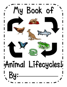 My Book of Animal Lifecycles