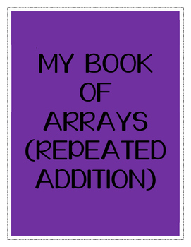 My Book of Arrays