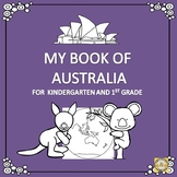 My Book of Australia  - The Study of a Continent