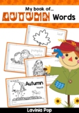 My Book of... Autumn / Fall Words