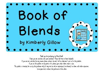My Book of Blends