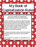 My Book of Capitalization Rules