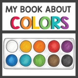 All About Colors an Emergent Reader