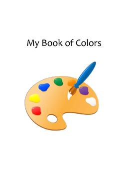 My Book of Colors - Sorting