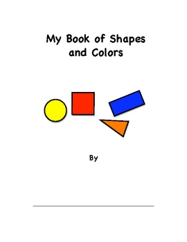 My Book of Colors and Shapes