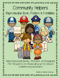 Community Helpers - Foldables, Book, & Posters