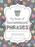 My Book of Conversational Phrases {Idioms & Common Figures of Speech}