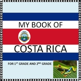 My Book of Costa Rica - The Study of a Country