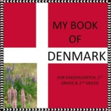 My Book of Denmark - The Study of a Country