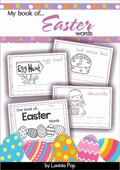 My Book of... Easter Words