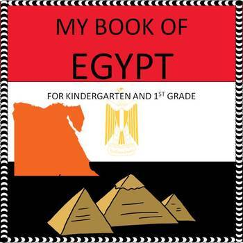 My Book of Egypt  - The Study of a Country
