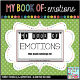 My Book of Emotions