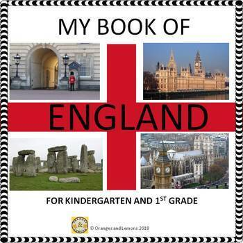 My Book of England  - The Study of a Country