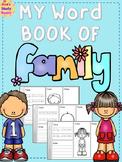 My Word Book of Family Members