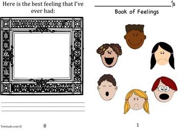 My Book of Feelings