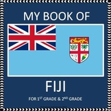My Book of Fiji - The Study of a Country