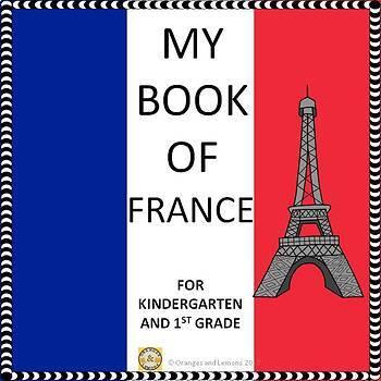 My Book of France  - The Study of a Country