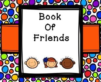 My Book of Friends