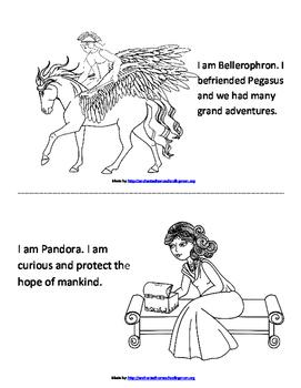 My Book of Greek Mythology
