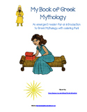 My Book of Greek Mythology