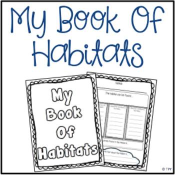 My Book of Habitats