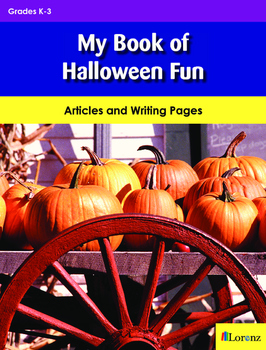 My Book of Halloween Fun
