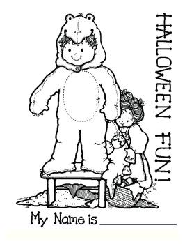 My Book of Halloween Fun