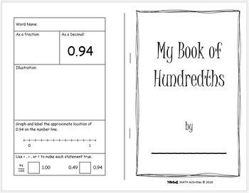 My Book of Hundredths