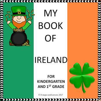 My Book of Ireland  - The Study of a Country