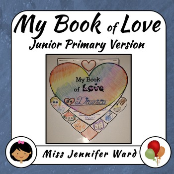 Book of Love Tab Book (grade 2-3)