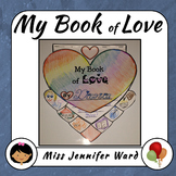 Valentine's Day Tab Book (grade 3-4)