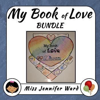 Valentine's Day Tab Book BUNDLE