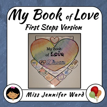 Book of Love Tab Book (grade 1-2)