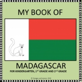 My Book of Madagascar - The Study of a Country