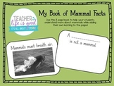 My Book of Mammal Facts