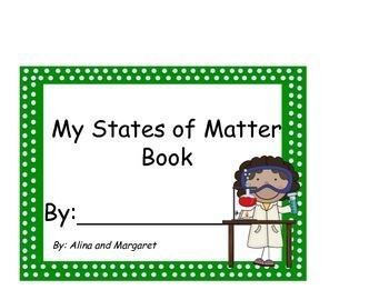My Book of Matter